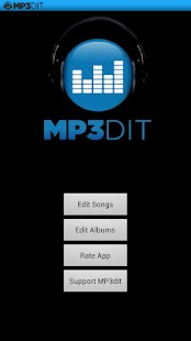 MP3dit Pro - Music Tag Editor - screenshot thumbnail