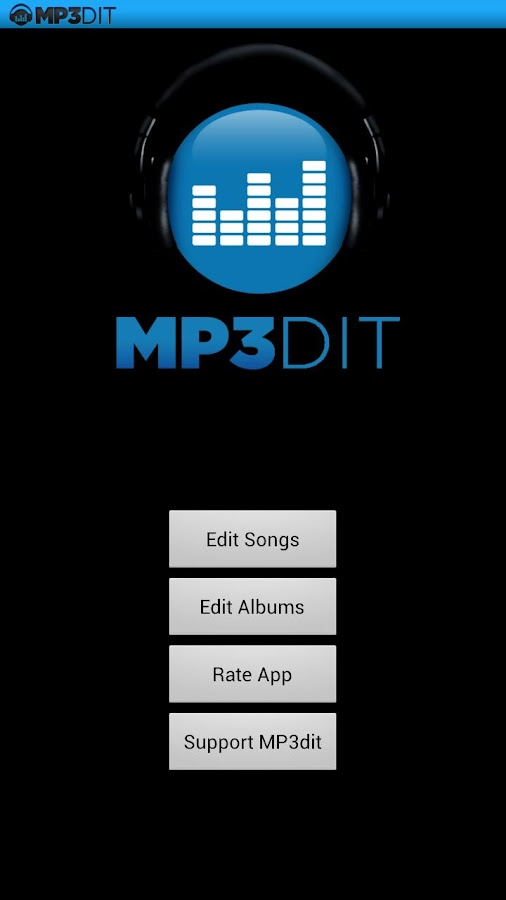 MP3dit Pro - Music Tag Editor- screenshot