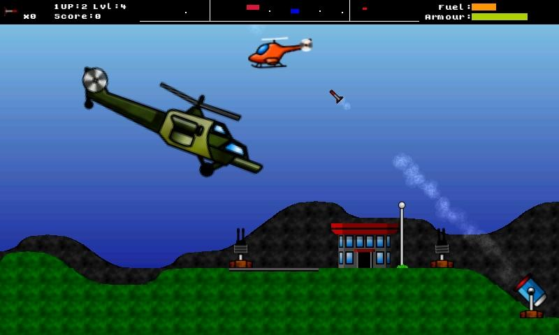 Blade Force Rescue- screenshot