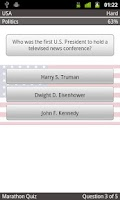 Screenshot of Quiz Country