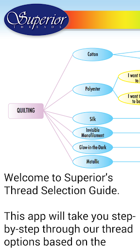 Thread Selection Guide
