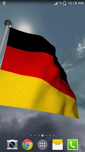 Germany Flag - LWP