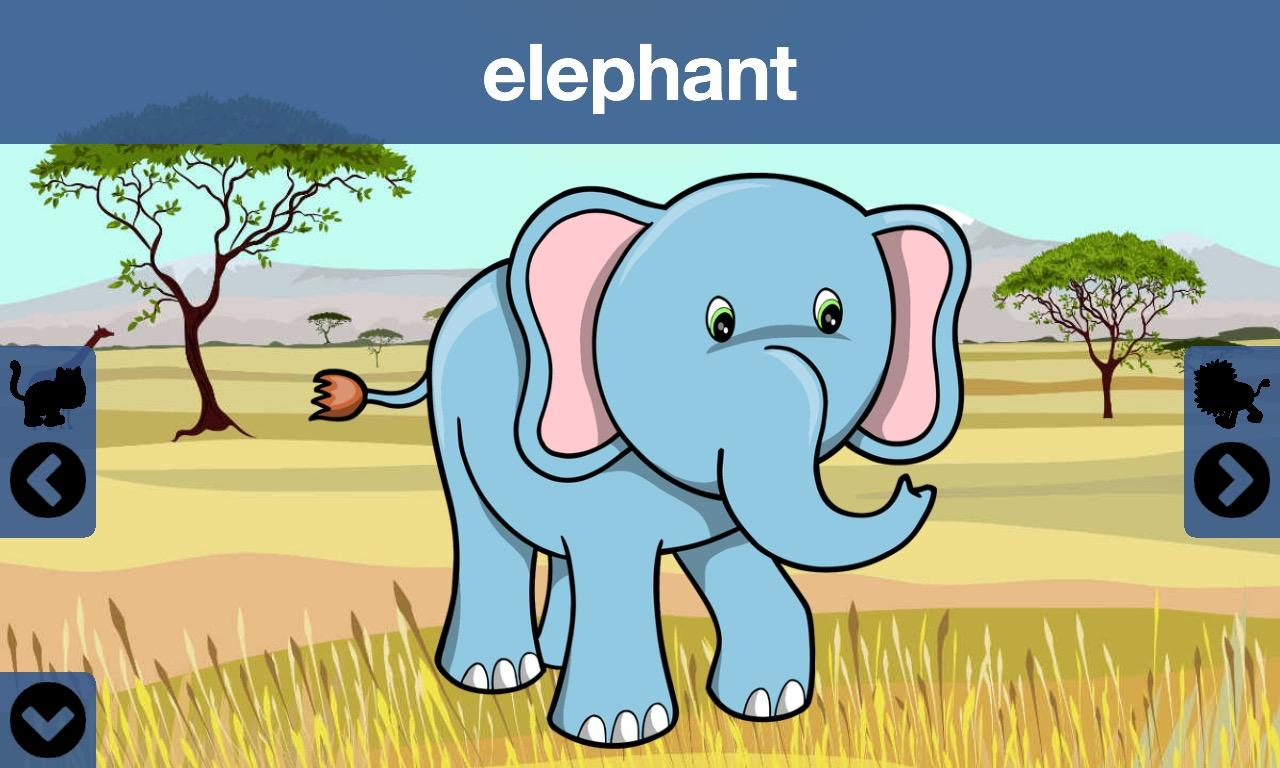 101 Animal Puzzles for Kids- screenshot