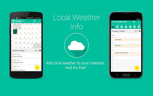WAVE Calendar - screenshot thumbnail