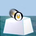 Rolling Penguin Free logo