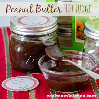 Peanut Butter Hot Fudge.