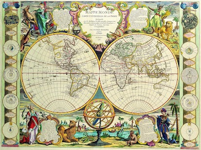 Old world maps wallpapers android apps on google play old world maps wallpapers screenshot thumbnail gumiabroncs Images