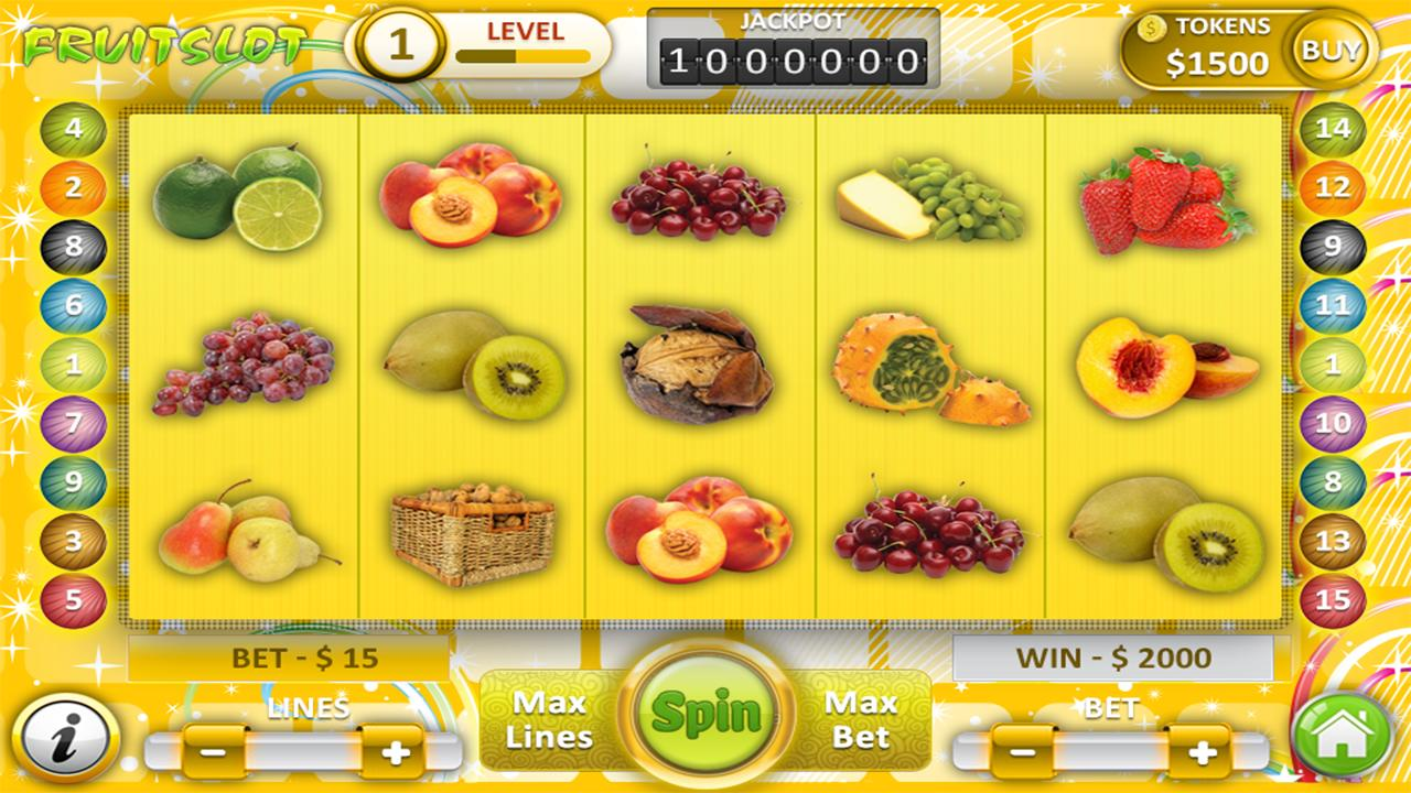 Fruit Slot Free Slot Machines - screenshot
