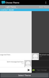 Sliding Messaging Theme Engine- screenshot thumbnail