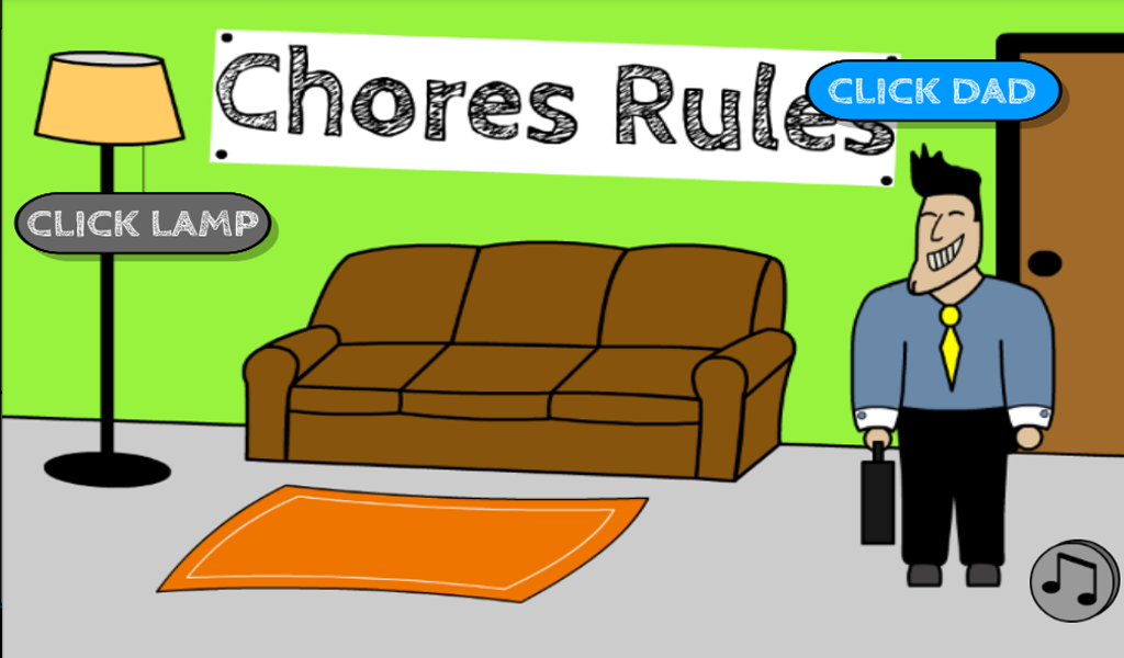 Chores Rules- screenshot