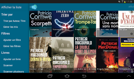 My books - screenshot thumbnail