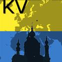 Kiev Map logo