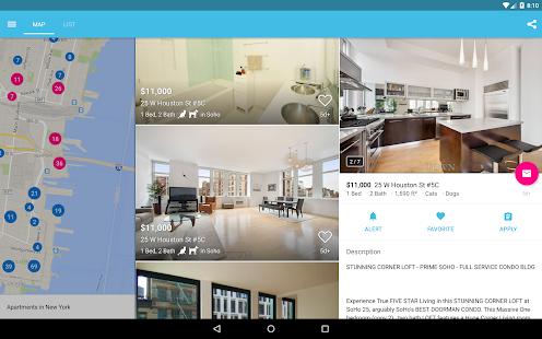 Rent Apartments & Homes-Zumper - screenshot thumbnail