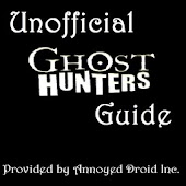Unofficial Ghost Hunters Guide