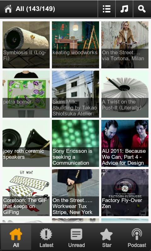 WebWizard.at Magazin- screenshot