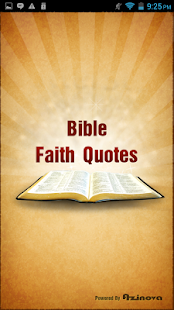 Bible Faith Quotes - screenshot thumbnail