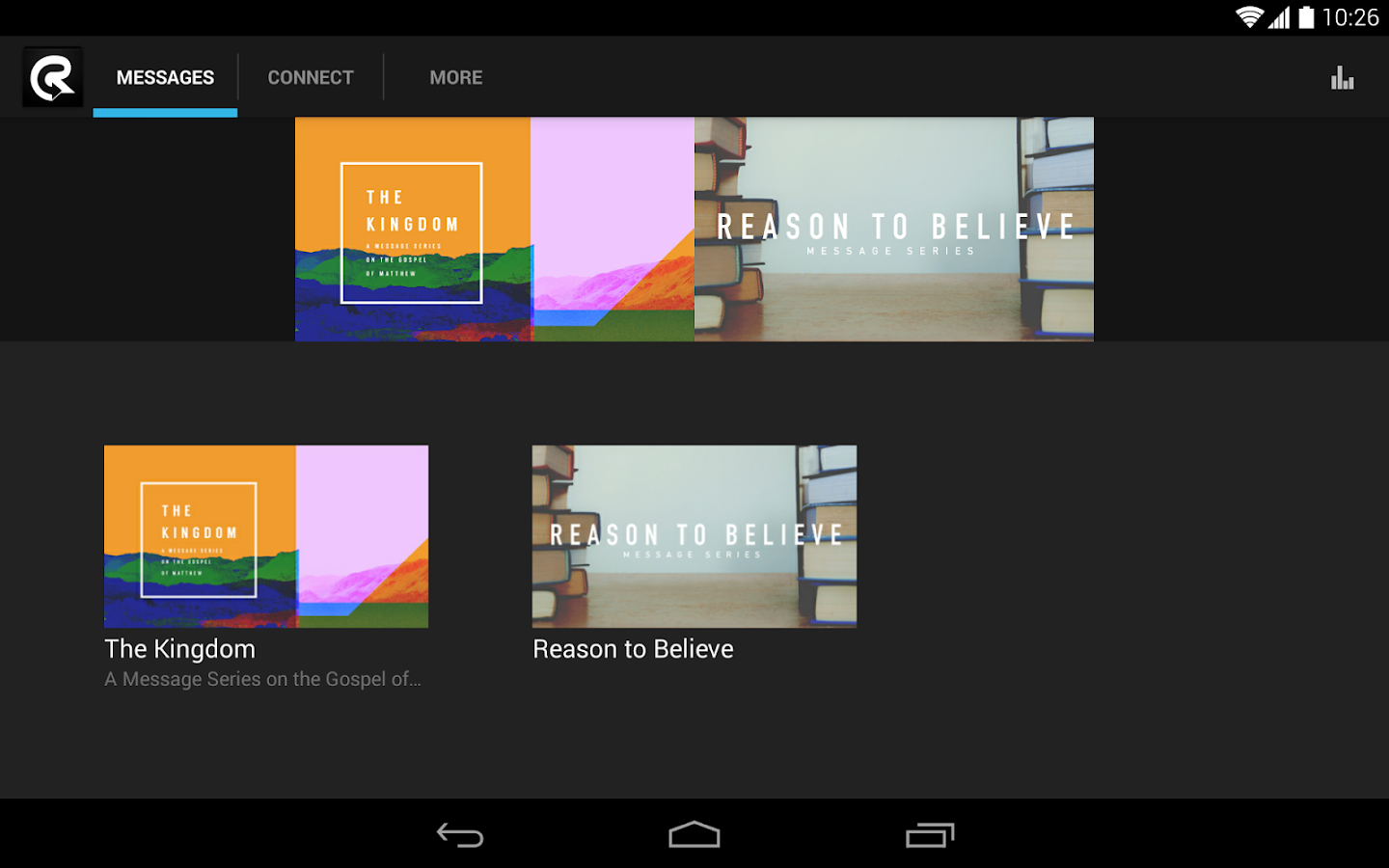 Renovation Church Android Apps On Google Play