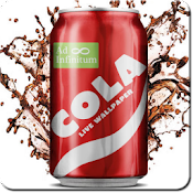 Cola Live Wallpaper