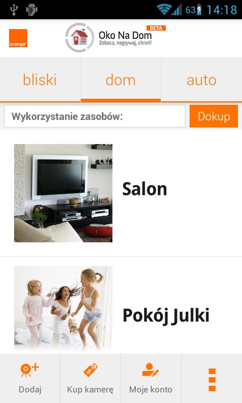Gdzie Jest Dziecko Orange - screenshot