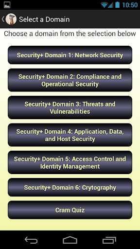Security+ Evaluator