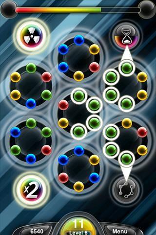 Spinballs Lite - screenshot