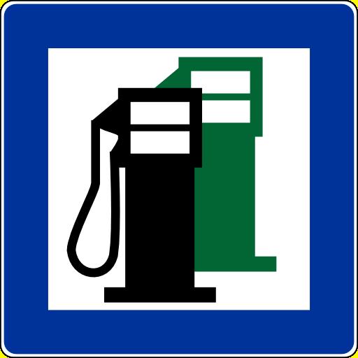 Paliwodroid - ceny paliw 交通運輸 App LOGO-硬是要APP