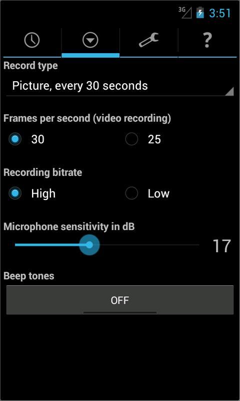 Contour Timesync OTG- screenshot