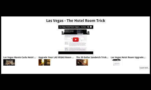 【免費旅遊App】The Las Vegas Hotel Trick-APP點子