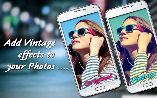 Insta Vintage Photo Effects