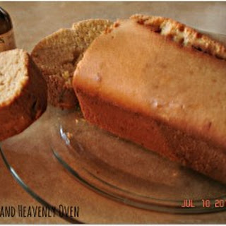 Very Vanilla Pound Cake.
