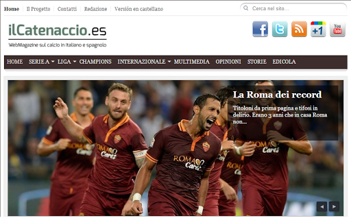 玩運動App|ilCatenaccio.es Italia免費|APP試玩