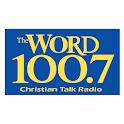 100.7 KWRD logo