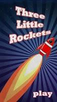 Screenshot of Three Little Rockets
