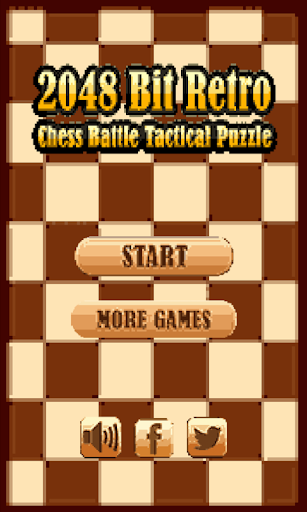 204 8 Bit Retro Chess Battle +