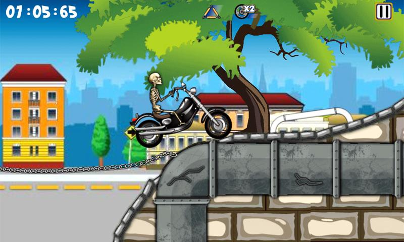 Bike Xtreme- screenshot