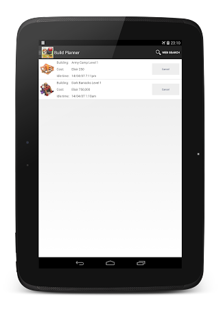 Planner for Clash of Clans 1.0.8 screenshot 97653