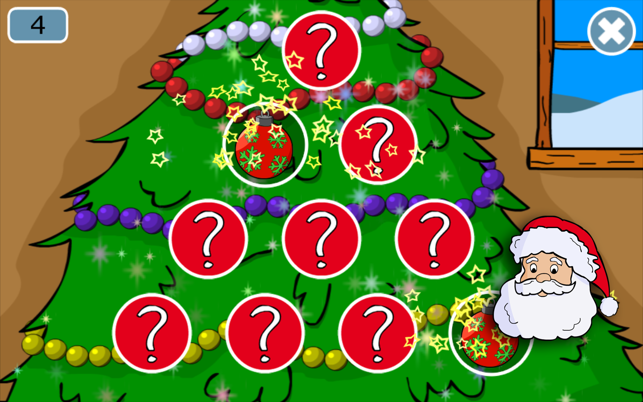Santa Claus Christmas Games - screenshot