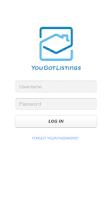 Screenshot of YouGotListings Mobile