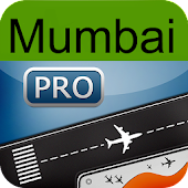 Mumbai Airport +Flight Tracker
