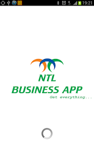 NTL BUSINESS APP - screenshot thumbnail
