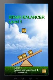 Brain Balancer- screenshot thumbnail