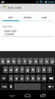 Screenshot of Barcode-Studio