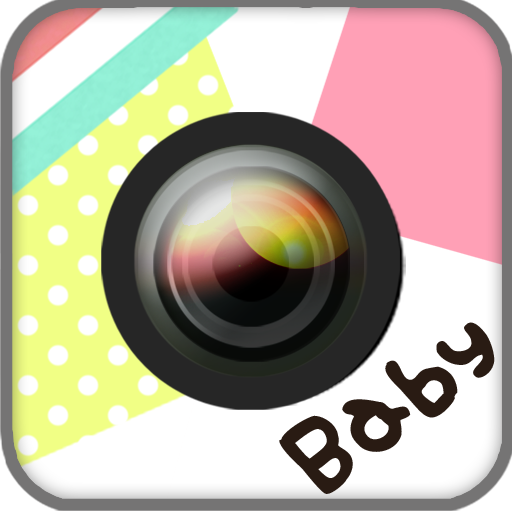 娱乐のDecola Baby -ママのかわいい写真加工アプリ- LOGO-記事Game