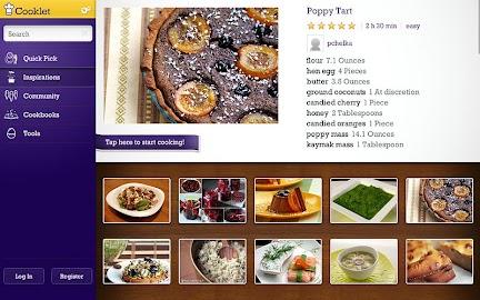 Cooklet for tablets Screenshot 15