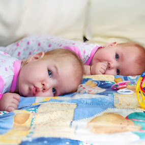 twins by Bogdan Melinte - Babies & Children Babies