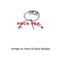 Artige.no Reader icon