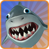 Shark Run 3D: Feeding Frenzy!