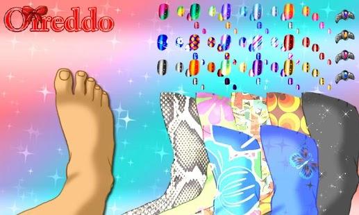 Feet Pedicure Fun
