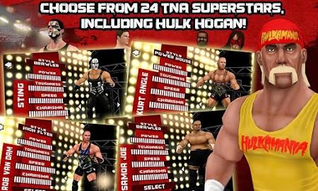TNA Wrestling iMPACT! Screenshot 1