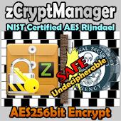 zCryptManager Encrypt Decrypt